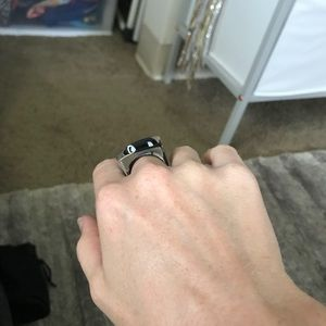 Jewelry - ABC Bulky Ring
